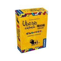 烏邦果-極限挑戰-桌遊