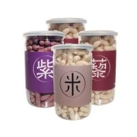 寶寶米餅買四件組-紅藜麥*2+紫米*1+原味*1-35g/罐*4