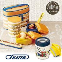 【日本 SKATER】迪士尼✕三麗鷗❤超輕量不鏽鋼保溫罐
