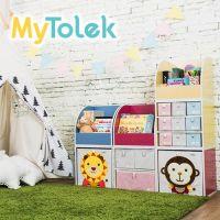 ★MyTolek★ 積木櫃 / 藏寶盒 / 小玩意分隔抽收納系列
