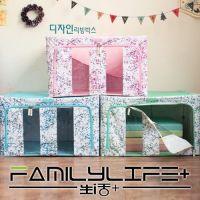 【Family Life+】真空壓縮收納袋 / 韓版雙視窗收納箱