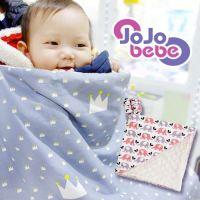 韓國 JOJOBEBE 超細柔棉粒毯
