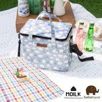 韓國 Bebenuvo 保溫野餐袋 ✖ Moilk 野餐墊