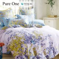 【PureOne】涼夏天絲兩用被寢具 / Kitty、蛋黃哥小夜燈