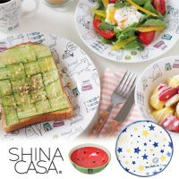 C/P 值爆棚 ♥ 日本 SHINA CASA 和風食器
