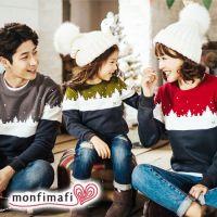 【韓國專櫃Monfimafi 親子裝】 ✧ 暖暖冬季新款到✧