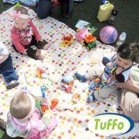 嬉遊趣必備 ❤ 美國 Tuffo 防水柔軟多用途野餐墊