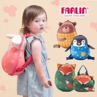 FARLIN Sina&Mina 動物立體小童後背包 / 側背包 / 親子包組
