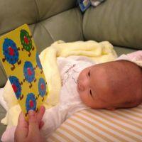 隋棠推薦♥時報出版幼兒圖卡 0歲以上就能看!超過500位媽咪五星評價❤刺激嬰幼兒的視覺及腦部發展 越看越聰明! by Kaiyueh Li