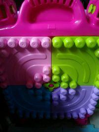 MEGA BLOKS 美加大積木★全團加拿大製造★ 給0~3歲寶貝大積木♥積木遊戲桌/消防積木組/數字遊戲組♥玩法簡單創意變化無限 by 오사함