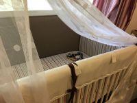 防護超安心♥【Lori's bumper】長版超厚嬰兒床圍/床欄包 5cm 超厚床圍+18 組綁帶不塌陷,固齒床欄包不擔心寶寶啃咬嬰兒床 ❤ 超美新色加入! by 米香