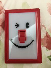 自己睡也不怕 ☺ 日本 SPICE ❤ 創意造型微笑小夜燈 ☺ 萬聖節 ✖ 聖誕節新款✭ 笑臉吊燈 / 開關燈 / 小夜燈 / 帳篷☞打造專屬秘密基地,把房間變可愛! by 小蘋