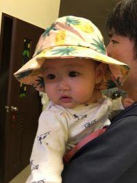 韓國Happy Prince 遮陽帽 / 草帽 / 髮飾 小寶貝飾品、大寶貝帽子!韓國設計製造,款款獨特耐看 by Liliaan Chen