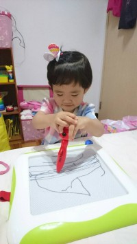 美國 K's Kids 磁性畫板 史上最好玩 ♥ Doodle Studio 魔法畫家學習組  by 李萍婷