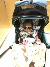 瑞士 SHADEZ 兒童時尚太陽眼鏡 ✖ 抗藍光眼鏡 鏡架可彎折設計,不怕寶寶不小心折斷!0~12歲都能戴,超『夏』趴! by Ching Huang