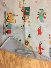 韓國 Hajour 車用外出好物 汽車磁性遮陽窗簾 / 嬰兒枕 / 安撫後照鏡 ♥ 帶寶寶出門安全又安心 by Chloe