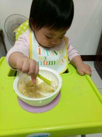 美國 Calibowl 防漏學習碗 8oz / 12oz  學吃飯好物!專利邊緣防漏科技 不易灑出 by Hua Hua LI