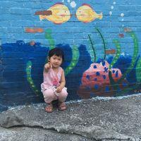 2017 年羅慧夫顱顏基金會公益年曆 用愛來彌補生命中的不完美,由12位顱顏孩子共同創作精美年曆,彩繪出美麗的2017 by 孟孟