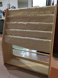 REAL 實木玩家 兒童成長桌椅✕書報架✕免組裝實木沙發邊桌 MIT全實木手工打造♥我的第一張桌椅~ 打造寶貝專屬的閱讀角落♥免運優惠中! by Yo