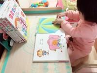 Lulu 英國授權繁體中文版【露露操作書】 給2歲以上的寶貝!動手翻一翻、拉一拉✿跟著露露養成生活好習慣! by joanmama