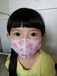 【藍鷹牌】MIT  幼童(2-6歲) 三層立體防塵口罩 寶貝戴一整天也好舒適~阻隔 0.3 微米細粉塵 95% 以上!貼合臉型不悶熱 by 施小羽