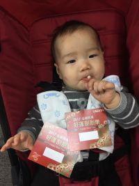 超人氣嬰幼兒點心都在這兒 連假出遊必備安撫好幫手!有機米餅、幼兒米果、小粒蛋酥、阿不就好棒棒,通通不能少! by Fio