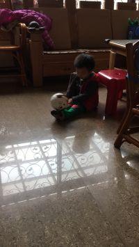 日本超人氣【 FOOTBALL ZOO】可愛動物足球 / 後背束口袋  新款造型加入✿專業兒童足球,吸睛造型寶寶愛不釋手 by Rita  Hsiao
