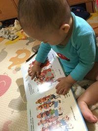 【英國 Usborne 】快樂寶寶動動書 1Y以上寶貝!✿為學齡前寶貝設計 挖洞/翻翻遊戲書✿臺灣麥克代理英國 Usborne 正版授權! by Shina