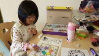 台灣製♥無毒彩繪玻璃貼DIY組 實現孩子天馬行空的創意!作法簡單、成品可附著玻璃杯/車窗等平滑面,得到大大成就感! by 米笑兒