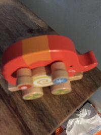 【日本Ed.inter】木頭益智玩具 ☆ 限量現貨 1.5Y 以上 天然木頭安全無毒♫多款主題激發感官♥玩出有意義的快樂童年 by Julie Lu