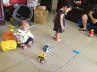 K's Kids 低幼齡學習玩具☛給0~3歲的寶貝 啟發潛能優質玩具★ 母雞艾瑪 / 感官布書 / 遊戲積木 / 音樂玩具★ 榮獲多項國際知名益智玩具設計獎 by 簡小喵