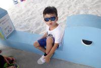 瑞士 SHADEZ 兒童時尚太陽眼鏡 ✖ 抗藍光眼鏡 鏡架可彎折設計,不怕寶寶不小心折斷!0~12歲都能戴,超『夏』趴! by Belle Chen