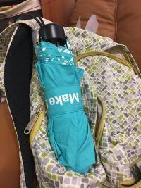 【MakeShine】超大自動親子防潑水傘、省力自動傘、反向傘 超大傘面,孩子和自己都不淋濕,防潑水功能 99.9% 抗UV,晴天雨天都適用! by 蘇人鈺