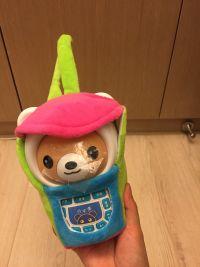 台灣錄音 小牛津帽T熊✪寶貝們人手一隻 ♛獨家帽T熊拼圖組降價嚕♛全機超過1000首歌 3400分鐘♫小熊說故事給寶寶聽,還有momo台授權歌謠! by An Chang