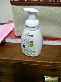 【加拿大 Attitude】嬰幼兒洗浴保養、家用清潔 獲得NEA美國國家濕疹協會,有助於緩解濕疹和皮膚過敏物引起的症狀 by 黃假