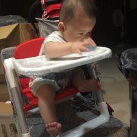 英國 Flippa Apramo 折疊餐椅 馬卡龍新色加入!全新版餐椅,可折疊、安全、不占空間、重量輕、好攜帶! by Mosquito Chen