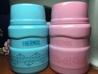 【Thermos 膳魔師】悶燒罐 / 幼兒學習杯 ♛ 副食品階段超人氣必備物 ♛ 使用304食品級不鏽鋼 by 張維容