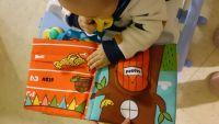 【 K's Kids 奇智奇思】超人氣布書系列☞幼兒啟蒙首選! 美國安全認證 ♫ 培養0~1Y的寶貝感官認知 快樂認識世界❤ by Ye Yi Rou