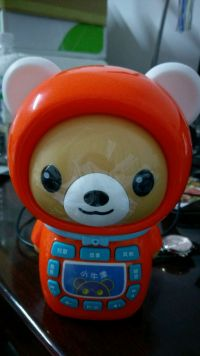台灣錄音 小牛津帽T熊✪寶貝們人手一隻 ♛獨家帽T熊拼圖組降價嚕♛全機超過1000首歌 3400分鐘♫小熊說故事給寶寶聽,還有momo台授權歌謠! by 樂爸