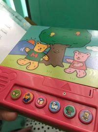 日本MIKI HOUSE 音樂書 / 遊戲書 / 拼圖書 大人氣熱銷品牌!★音樂遊戲書/唱歌學英日語繪本/聲音學習圖鑑/磁性車車小書★像玩具一樣有趣♫ by Emma Ching-Hsing Lin